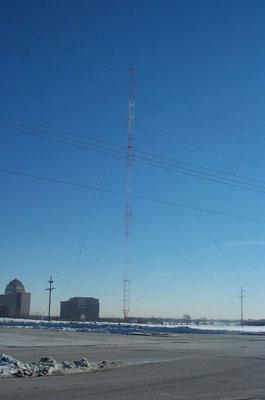 Wbbm Radio Chicago Transmitter Site